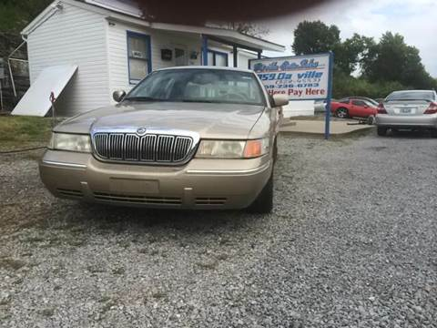2000 Mercury Grand Marquis for sale in Danville KY