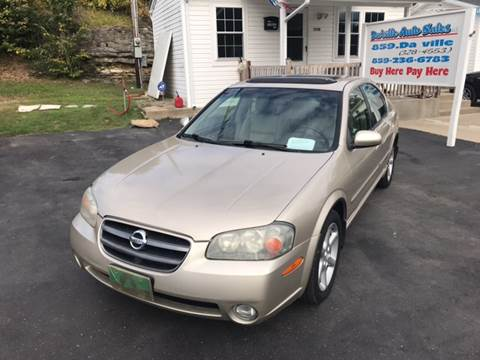 2002 Nissan Maxima for sale in Danville KY