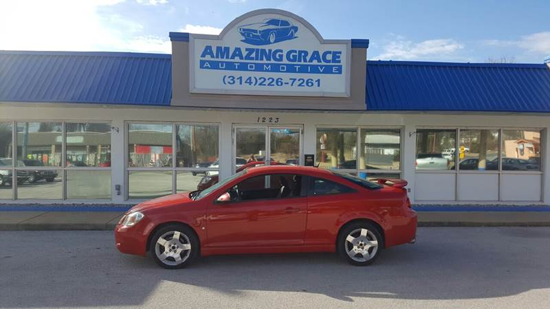 2008 chevrolet cobalt sport 2dr coupe in crystal city mo for 6167 motors crystal city mo