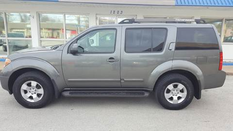 2007 Nissan Pathfinder for sale in Crystal City, MO