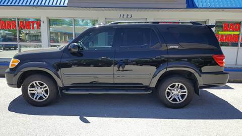 2003 Toyota Sequoia for sale in Crystal City, MO