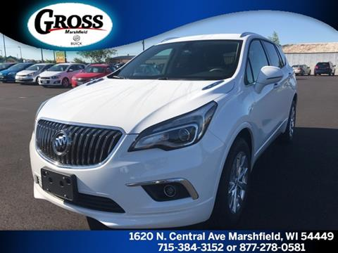 2017 Buick Envision for sale in Marshfield, WI