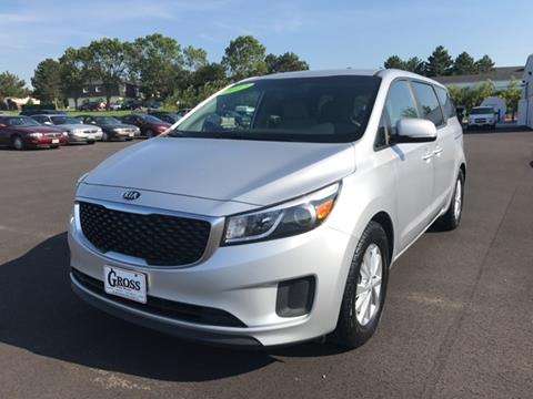 2017 Kia Sedona for sale in Marshfield, WI