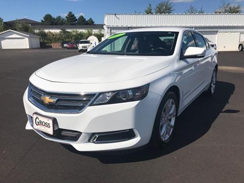 2017 Chevrolet Impala for sale in Marshfield, WI