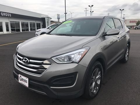 2016 Hyundai Santa Fe Sport for sale in Marshfield, WI