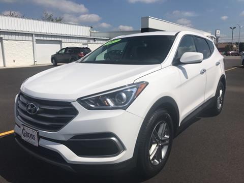 2017 Hyundai Santa Fe Sport for sale in Marshfield, WI