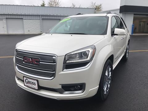 2013 GMC Acadia for sale in Marshfield, WI