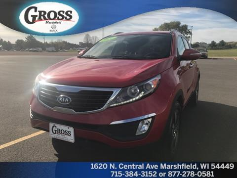 2011 Kia Sportage for sale in Marshfield, WI