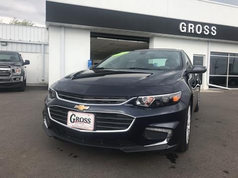 2018 Chevrolet Malibu for sale in Marshfield, WI