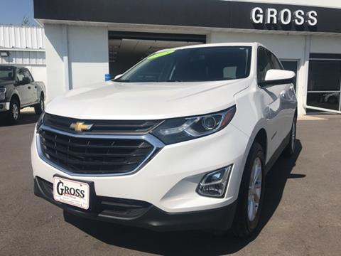 2018 Chevrolet Equinox for sale in Marshfield, WI