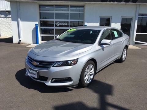 2018 Chevrolet Impala for sale in Marshfield, WI