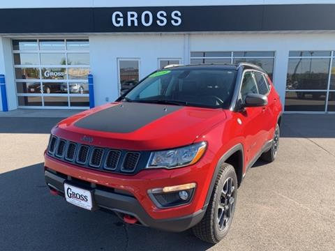 2019 Jeep Compass for sale in Marshfield, WI
