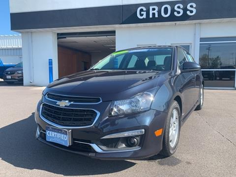 2016 Chevrolet Cruze Limited for sale in Marshfield, WI
