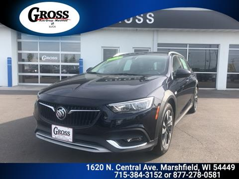 2018 Buick Regal TourX for sale in Marshfield, WI