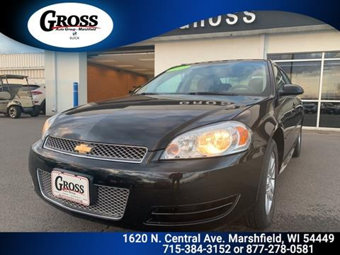 2015 Chevrolet Impala Limited for sale in Marshfield, WI