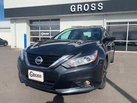 2018 Nissan Altima for sale in Marshfield, WI