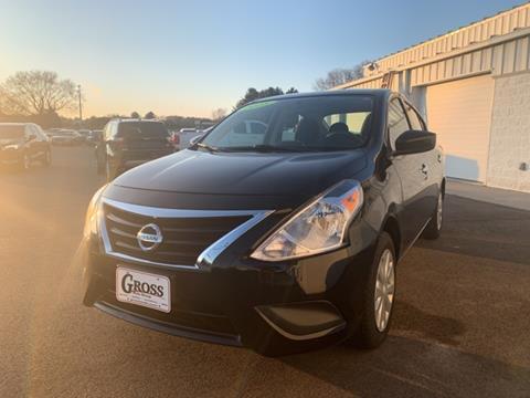 2018 Nissan Versa for sale in Marshfield, WI