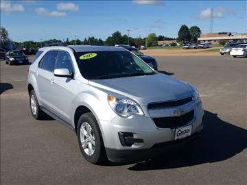 2015 Chevrolet Equinox for sale in Marshfield, WI
