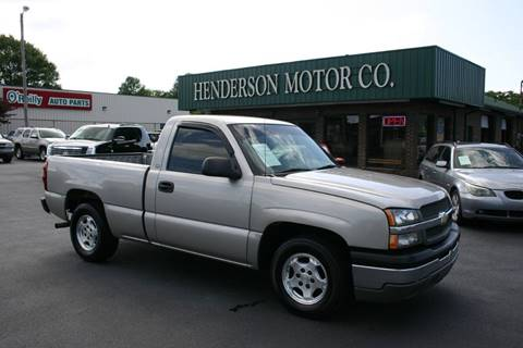 2004 Chevrolet Silverado 1500 for sale in Morristown, TN