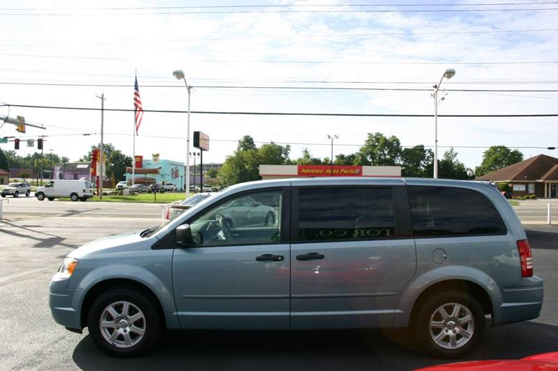 2008 chrysler town and country lx 4dr mini van in morristown tn. Cars Review. Best American Auto & Cars Review