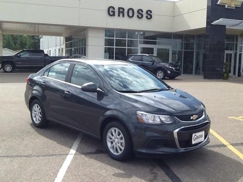 2018 Chevrolet Sonic for sale in Black River Falls, WI
