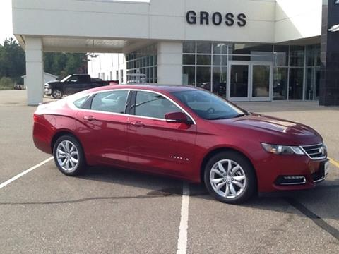 2018 Chevrolet Impala for sale in Black River Falls, WI