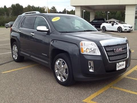 2010 GMC Terrain for sale in Black River Falls, WI