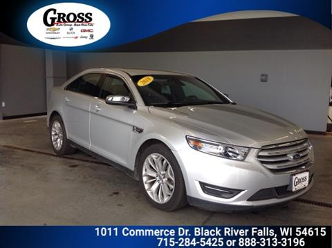 2018 Ford Taurus for sale in Black River Falls, WI