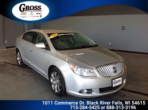 2011 Buick LaCrosse for sale in Black River Falls, WI