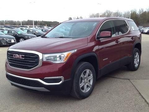 2017 GMC Acadia for sale in Black River Falls, WI