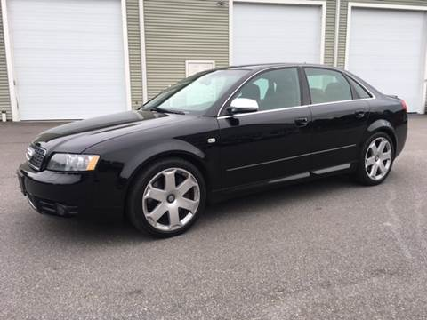 2005 Audi S4 for sale in Plaistow, NH