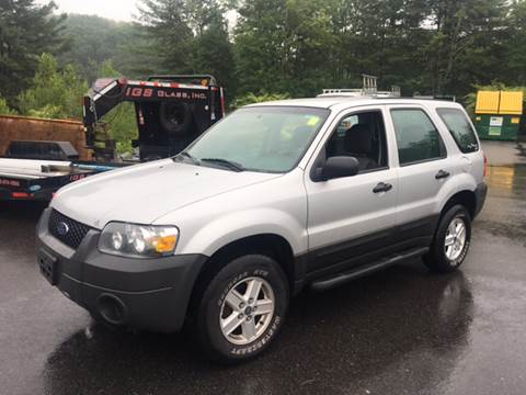 2005 Ford Escape for sale in Plaistow, NH