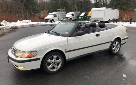 1999 Saab 9-3 for sale in Plaistow, NH