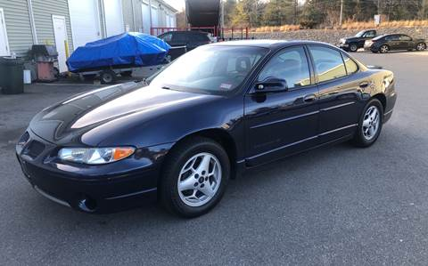 2001 Pontiac Grand Prix for sale in Plaistow, NH