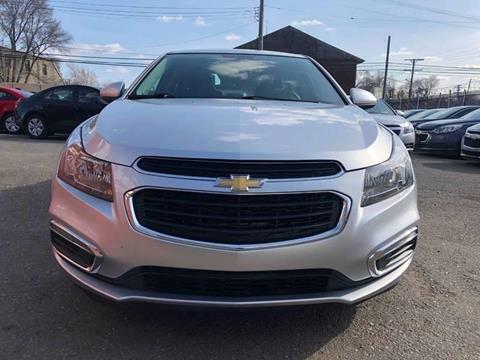 2015 Chevrolet Cruze for sale in Detroit, MI