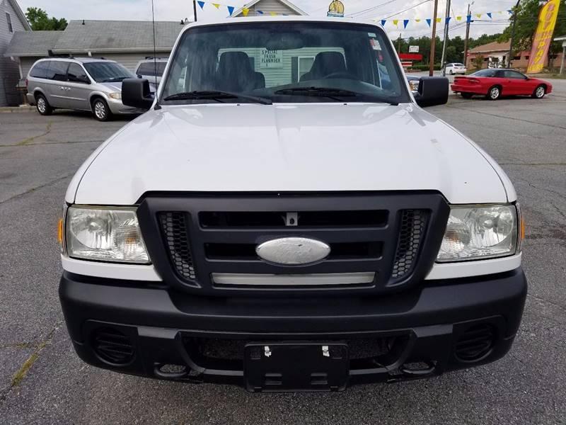 2009 Ford Ranger 4x2 XL 2dr SuperCab SB - Thomasville NC
