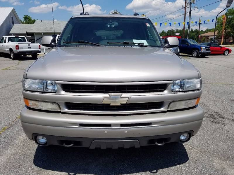 2005 Chevrolet Suburban 1500 Z71 4WD 4dr SUV - Thomasville NC