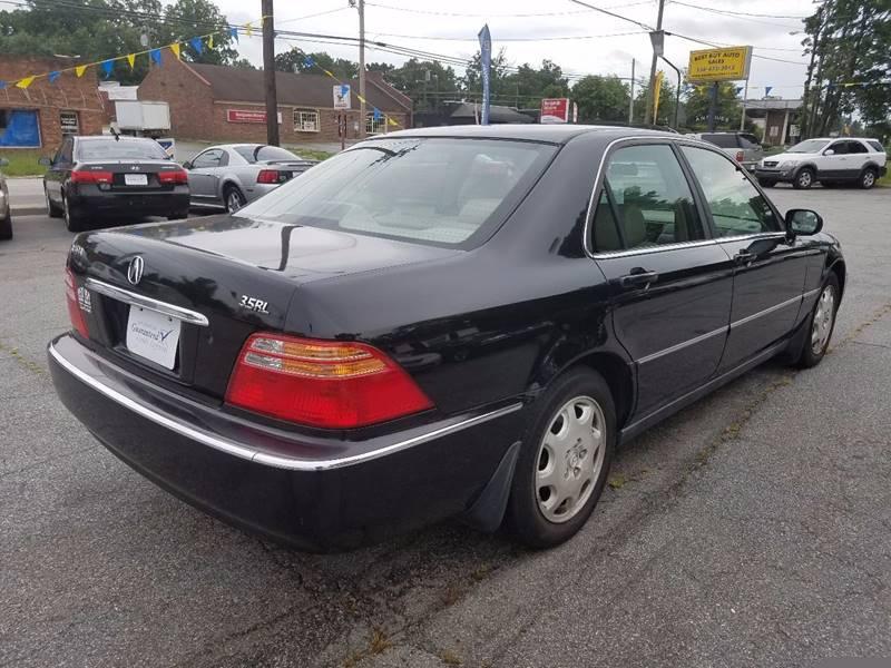 1999 Acura RL 3.5 4dr Sedan - Thomasville NC