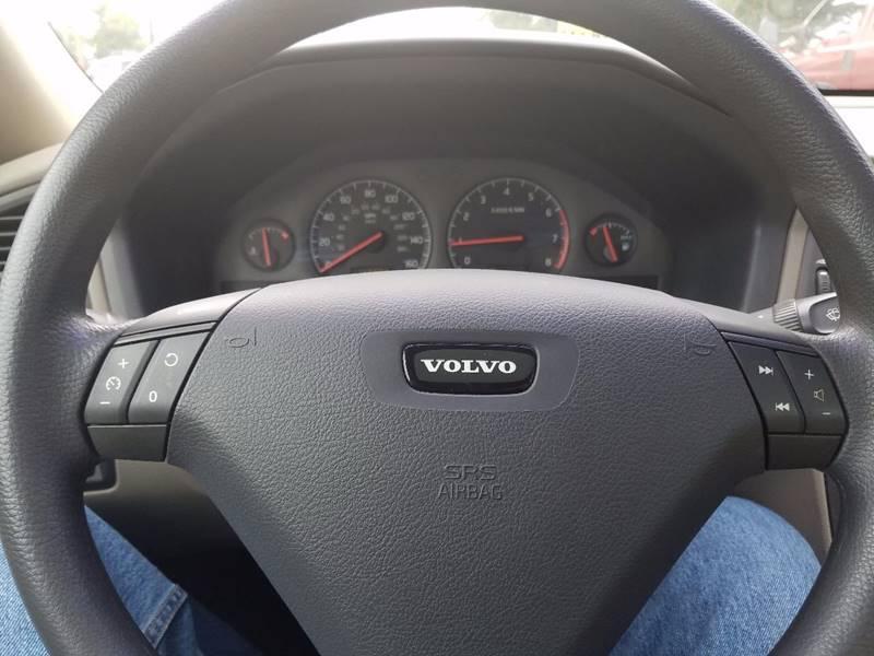 2001 Volvo S60 2.4 4dr Sedan - Thomasville NC