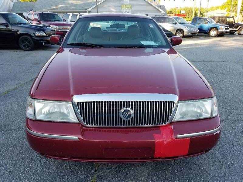 2003 Mercury Grand Marquis GS 4dr Sedan - Thomasville NC