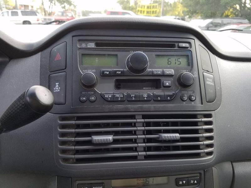 2005 Honda Pilot 4dr EX-L 4WD SUV w/Leather - Thomasville NC