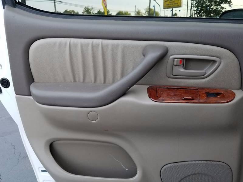 2005 Toyota Tundra 4dr Double Cab Limited RWD SB V8 - Thomasville NC