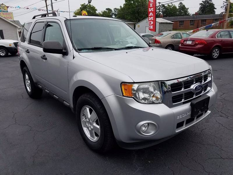 2011 Ford Escape AWD XLT 4dr SUV - Thomasville NC