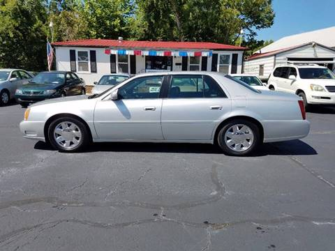 2000 Cadillac DeVille for sale in Thomasville, NC