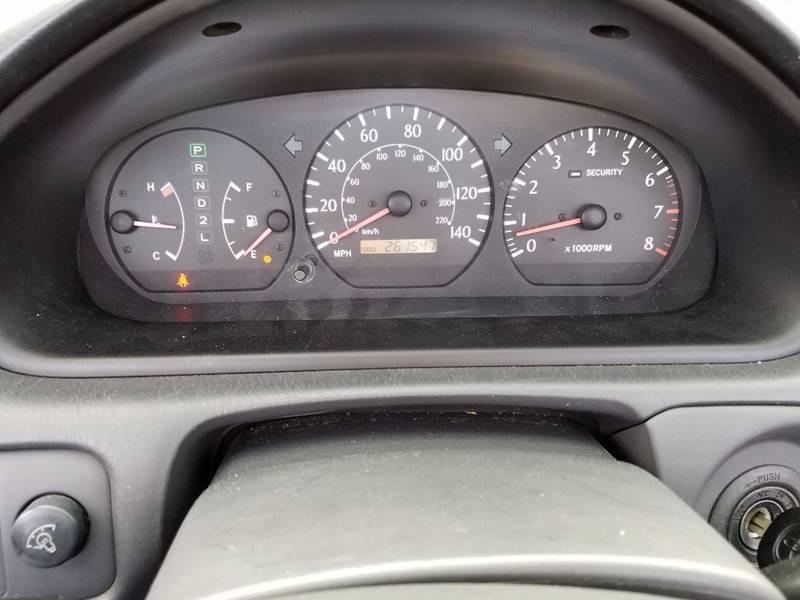 2000 Toyota Camry Solara SE V6 2dr Convertible - Thomasville NC