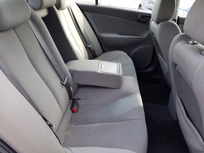 2010 Hyundai Sonata GLS 4dr Sedan - Thomasville NC