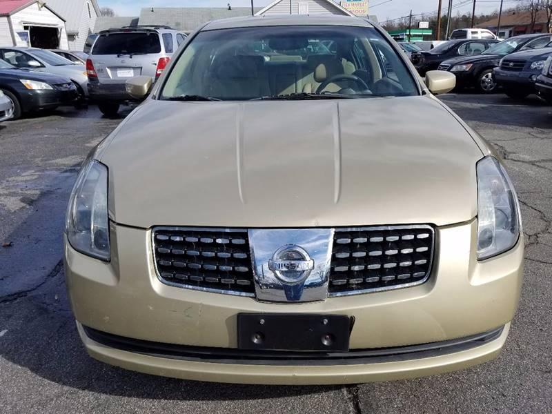2004 Nissan Maxima SE - Thomasville NC