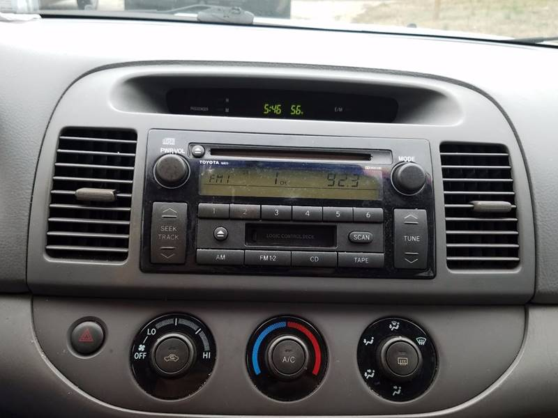 2003 Toyota Camry LE 4dr Sedan - Thomasville NC