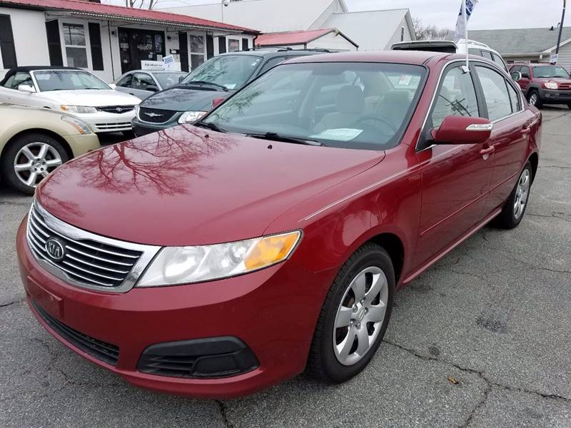 2009 Kia Optima LX 4dr Sedan (I4 5A) - Thomasville NC