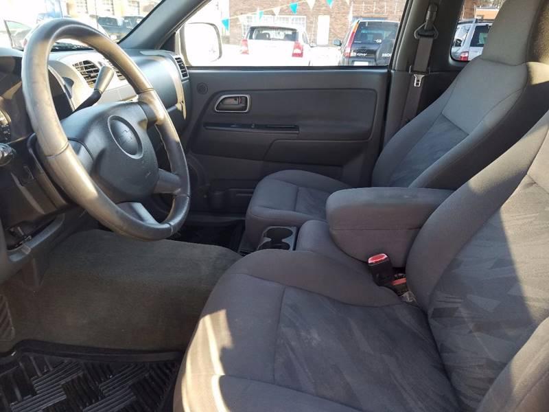 2005 Chevrolet Colorado 4dr Extended Cab ZQ8 LS Rwd SB - Thomasville NC